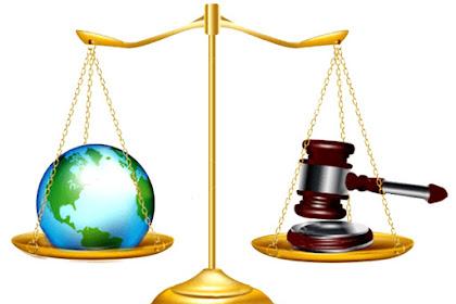Perbedaan Antara Hukum Internasional dan Hukum Nasional Terlengkap