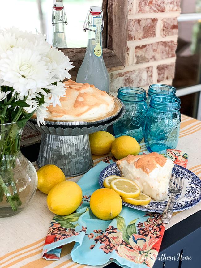 summer best lemon meringue pie