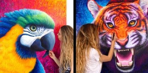 00-Acrylic-Paintings-Rachel-Froud-www-designstack-co