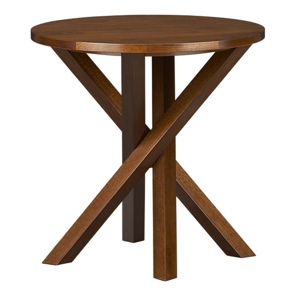 Crate And Barrel Tables: Spiral Style: Side Tables From Crate And Barrel
