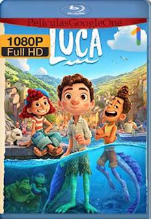 Luca (2021)[720p Web-DL] [Latino-Inglés][Google Drive] chapelHD