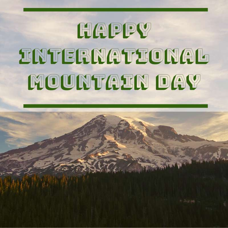 International Mountain Day Wishes Awesome Images, Pictures, Photos, Wallpapers