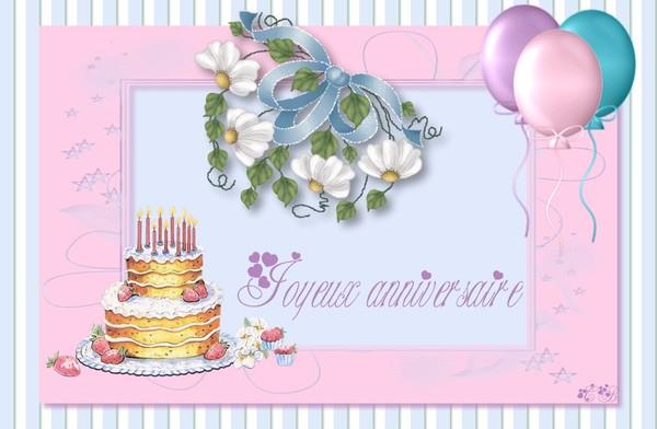 Joyeux Anniversaire Ma Cousine