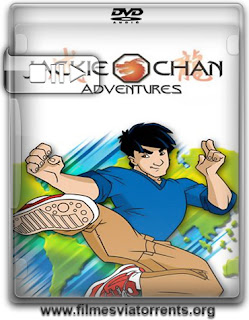 As Aventuras de Jackie Chan 1ª a 5ª Temporada Torrent - DVDRip