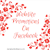 See how to Manage your Website Promotions on Facebook