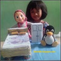 [DIY] Cara Kreasi Membuat Kasur Boneka Untuk Anak