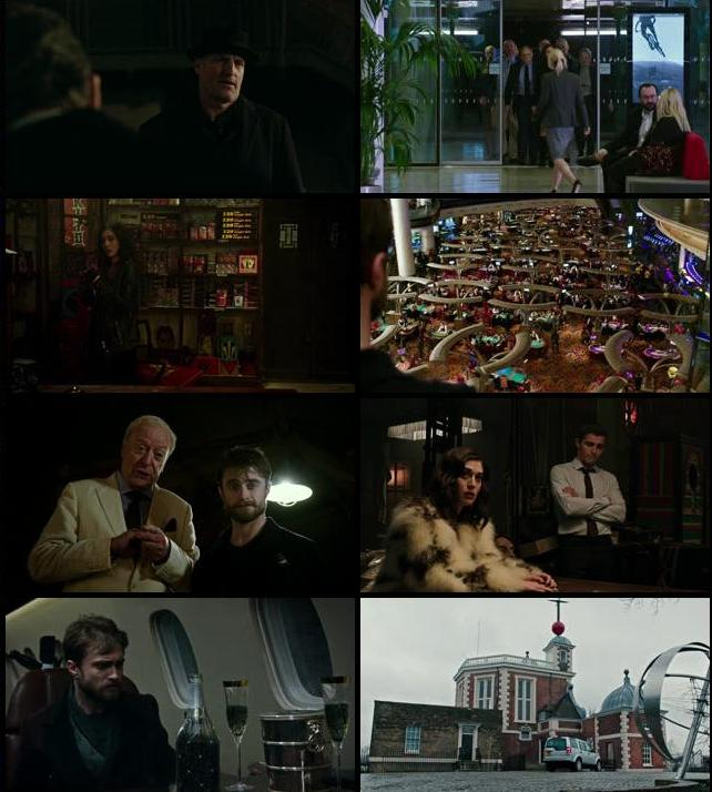 Now You See Me 2 2016 English 480p BRRip