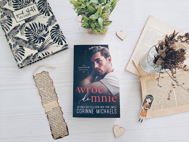 """""""Wróć do mnie"""" Corinne Michaels"""