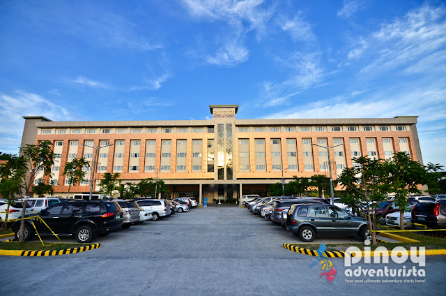 List of Hotels in Clark Pampanga