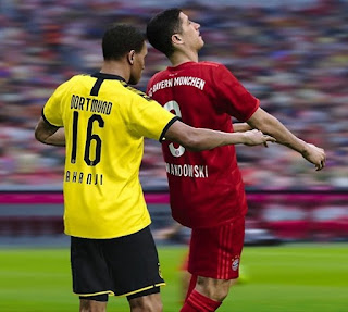 eFootball PES 2020 Gameplay Mod by Bromi