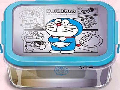 7-11哆啦A夢便當盒