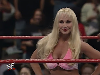 WWE / WWF Survivor Series 1999 - Debra was lovely