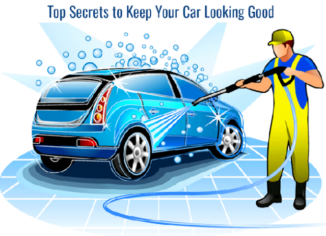 Top Secrets to Keep Your Car Looking Good