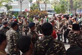 Ketua Ansor Bangin Saad Muafi, Tantang Tokoh HTI Ustadz Zainullah Berdebat soal Khilafah