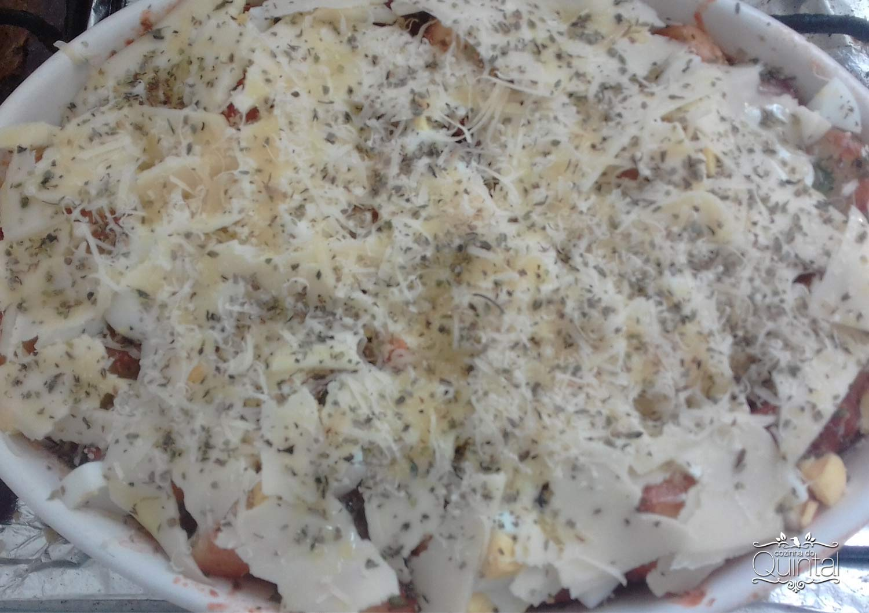 Batatas Steven Van Zandt na Cozinha do Quintal