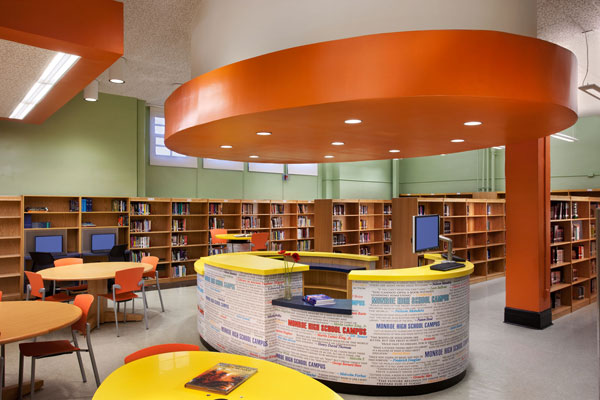school library design