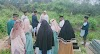 Tradisi Lebaran Desa Suak Putat, Pulang shalat Eid Langsung Ziarah ke makam keluarga