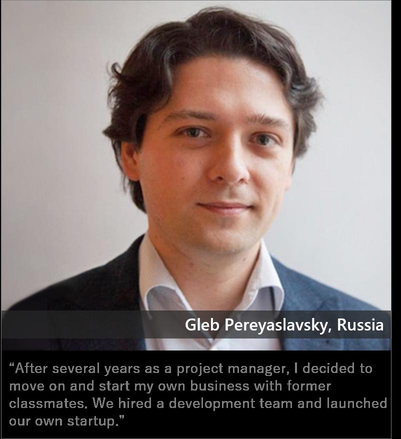 """صاحب مشروع ريادة الأعمال """"غليب برياسلافسكي"""" يتحدث حول الاستعانة بالمصادر الخارجية والنمو"""