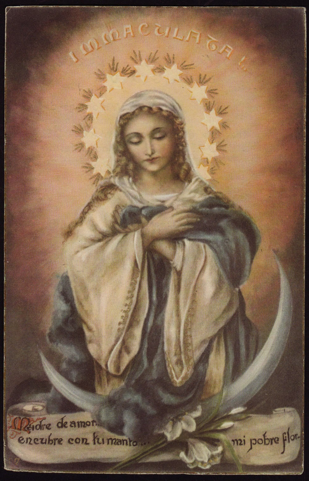 Virgin Mary, Love's Pure Light