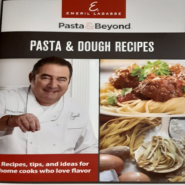 Emeril Lagasse Pasta and Beyond Review