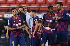 موعد مباراة برشلونة و خيتافي من الدوري الاسباني