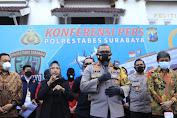 Satreskrim Polrestabes Surabaya Ungkap Kasus Mafia Tanah Libatkan Oknum ASN