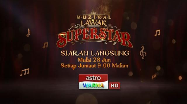 Muzikal Lawak Superstar 2019