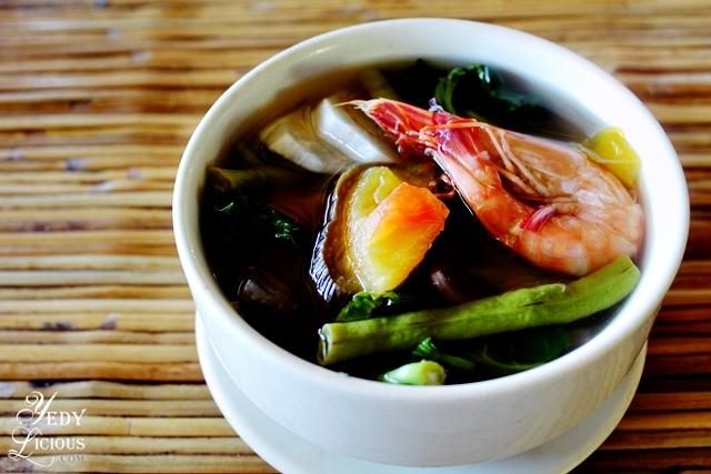 Sinigang na Hipon at Badjao Seafood Restaurant, Best of Puerto Princesa Palawan YedyLicious Manila Food and Travel Blog