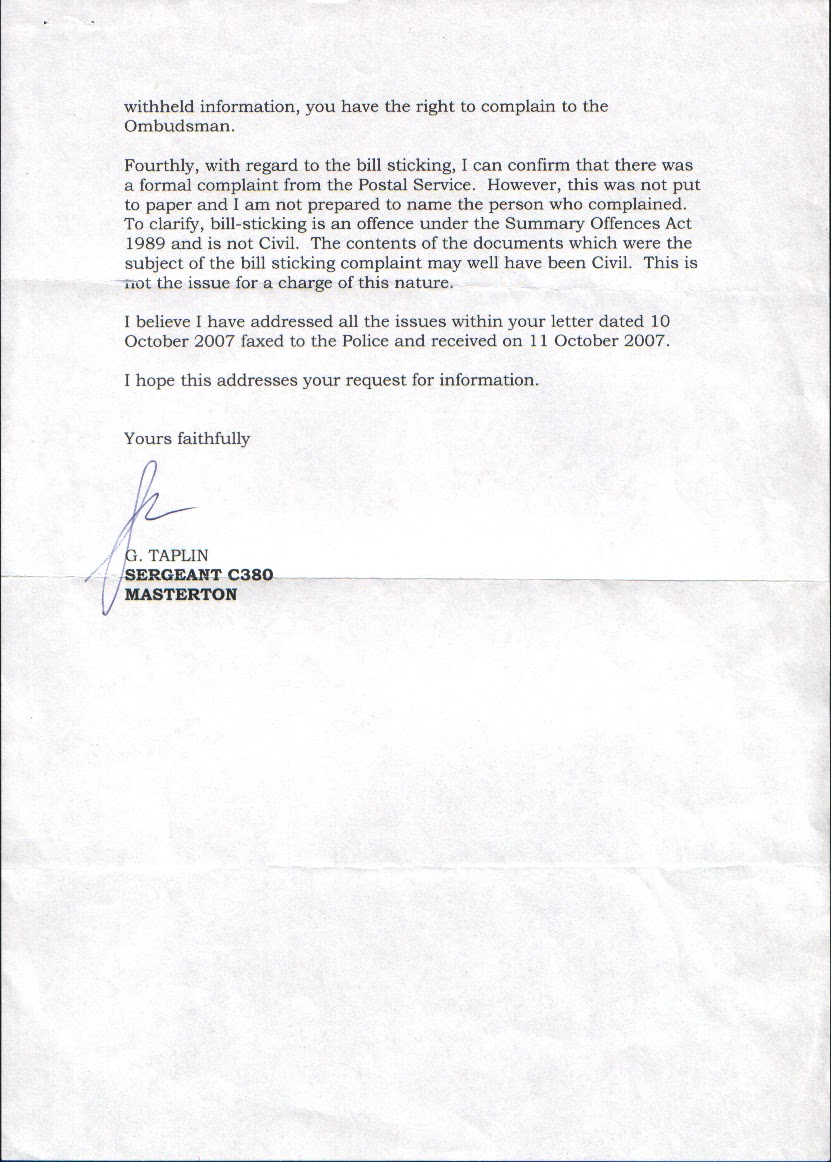 Sample Letter Defending Yourself Abycamp