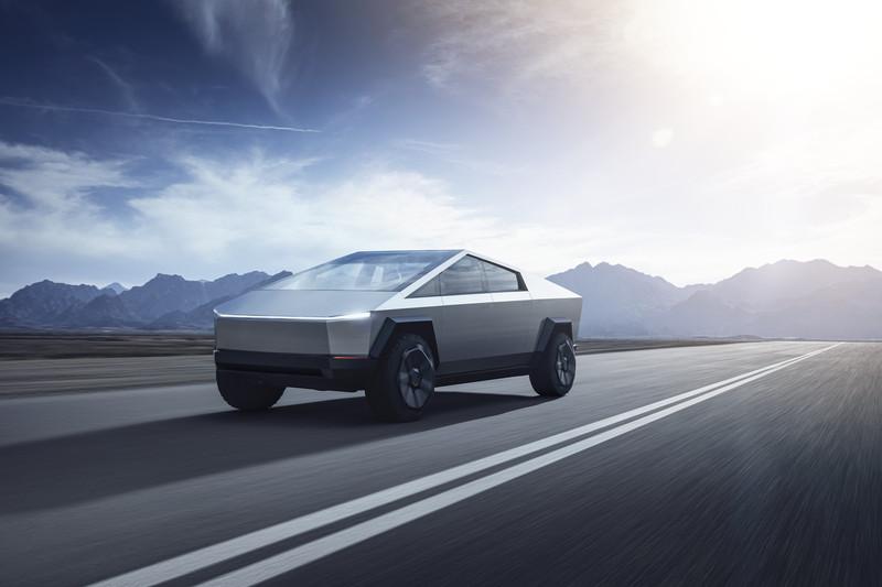 Elon Musk Luncurkan Cybertruck Tesla - Truck Listrik Pertama Di Dunia