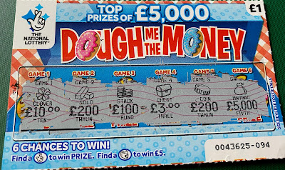 Dough Me The Money