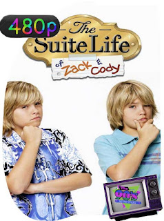 Zack y Cody: Gemelos a bordo Temporada 1 HD [480p] Latino [GoogleDrive] SilvestreHD