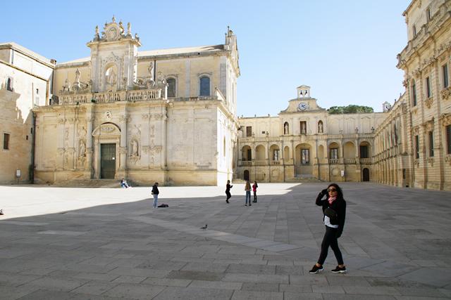 Lecce-Apuglia-Italia