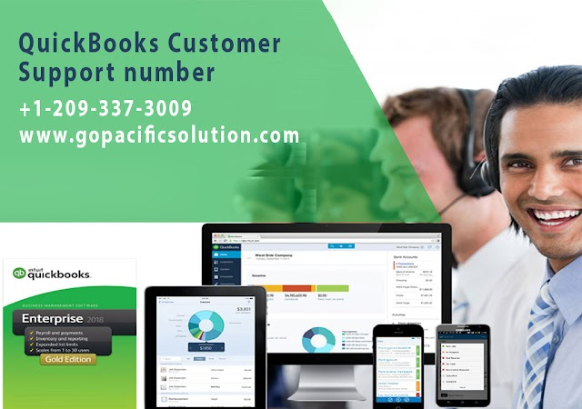 Reliable Solutions for All Accounting Issues with QuickBooks Toll-free Number USA