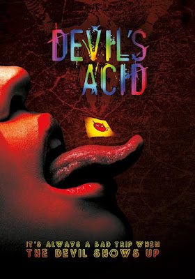 Cover art for DEVIL'S ACID.