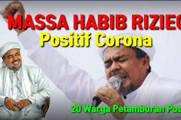 Masa Habib Rizieq Positif Corona