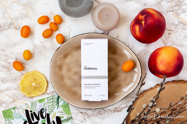 The Ordinary Squalane Cleanser  отзыв
