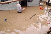 Ratusan rumah di Desa Bara Dompu terendam banjir