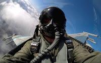 Έλληνας πιλότος μαχητικού συγκλονίζει – «Για ποιους πετάω στο Αιγαίο»