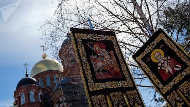 Το Σχίσμα στην Ορθόδοξη Εκκλησία και τα γεωπολιτικά παιχνίδια