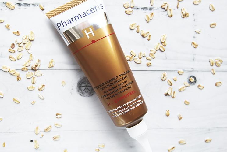 Peeling Pharmaceris oczyszczający trychologiczny H-Stimupeel