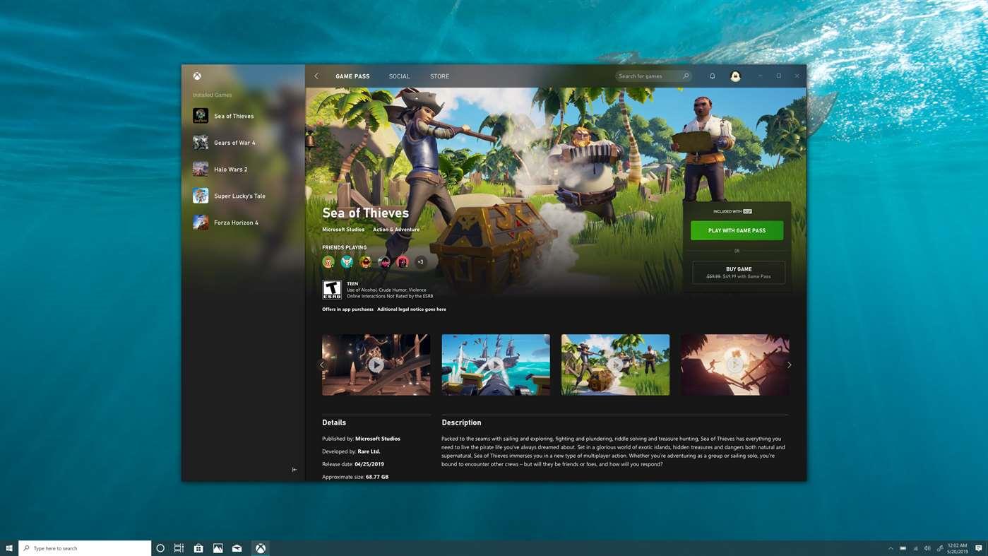 App-Xbox