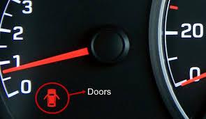 Symbol Indikator Pintu Pada Kendaraan Yang Orang Belum Mengerti Dan Pahami