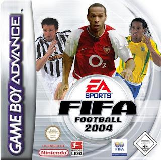 Rom de Fifa 2004 - PT-BR - GBA - Download
