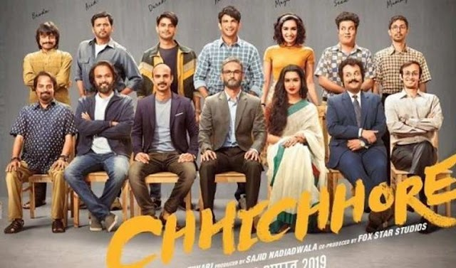 Chhichhore Movie Budget, Box Office, Hit or Flop, Screen Count, Poster, Star Cast, Wiki details:
