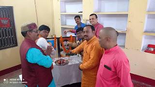 भाजपा मण्डल कार्यकर्ताओं के दो दिवसीय प्रशिक्षण शिविर का हुआ शुभारम्भ