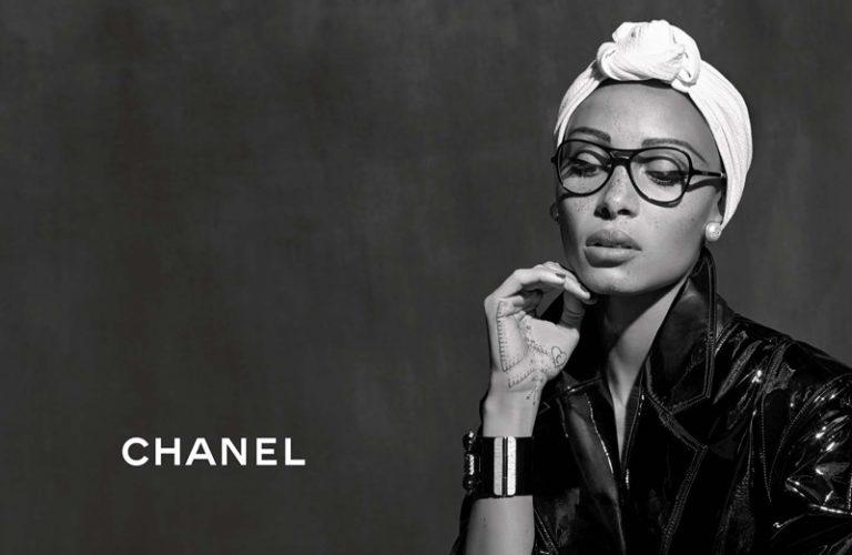 Chanel Eyewear Spring 2018 Campaign