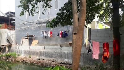 Warga Taman Mahkota Serobot Lahan Kelurahan Benda, Lurah: Saya Suruh Bongkar