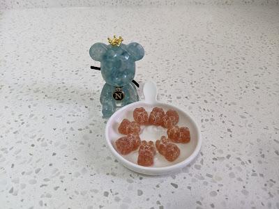 Nano Singapore Kids vitamin with crystal bear