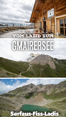 Wandern in Serfaus Fiss Ladis | Vom Lazid zum Gmairersee  Wanderung-Tirol | Tourenbericht inkl. GPS-Track